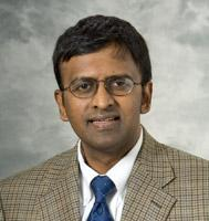 Vivek Prabhakaran, MD, director of functional neuroimaging