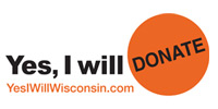 Yes I Will Wisconsin: Wisconsin Donor Registry