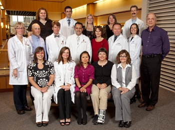 UW Health Lung Transplant team