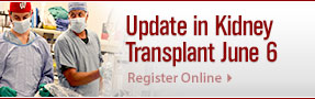 UW Health Transplant: June 6 Dialysis Center Conference