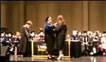 UW Health Organ Procurement Organization Gift of Life video series: Woman receiving diploma