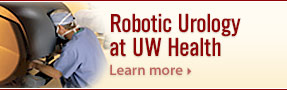 Robotic Urology at UW Health
