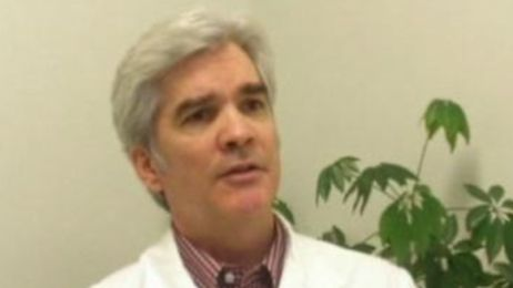 Medical Oncologist and Researcher Dr. Howard Bailey