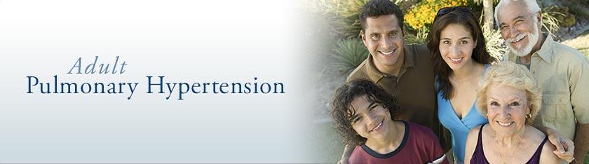 Adult Pulmonary Hypertension
