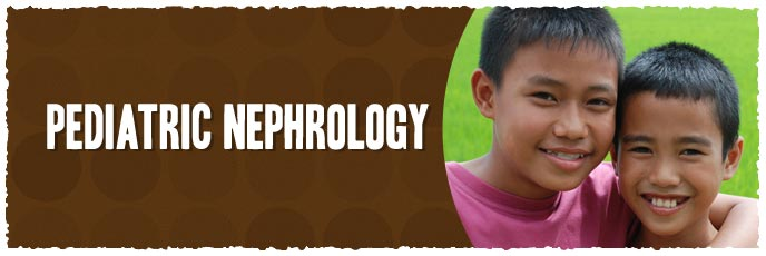 Pediatric Nephrology