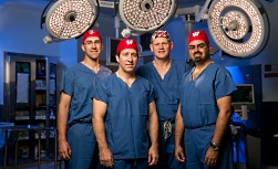 American Family Children's Hospital careers: Four surgeons