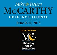Mike and Jessica McCarthy Golf Invitational
