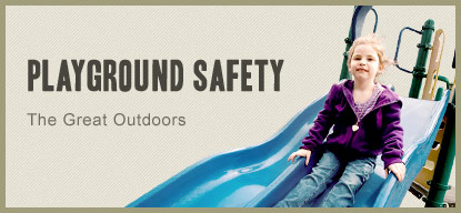 Playground Safety - The Great Outdoors - American Family Children's Hospital - Madison, Wisconsin