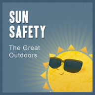 Sun Safety - The Great Outdoors - American Family Children's Hospital - Madison, Wisconsin