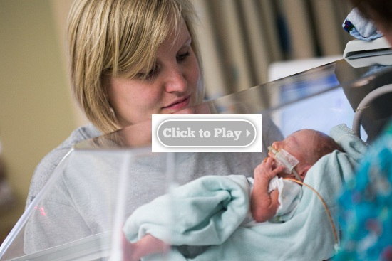 American Family Children's Hospital NICU in Pictures: Click to play
