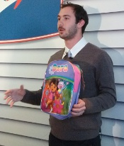 WISPIRG's Trever Hutcheson discusses the 27th annual Trouble in Toyland report.