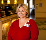 American Family Children's Hospital NICU manager Angie Baker