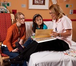 American Family Children's Hospital Patient Guide: Visitor hours