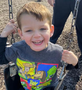 ''We are just so grateful for everyone at that hospital,'' said Molly Koslowski, Brody's mother. ''They really worked their butts off for Brody.''