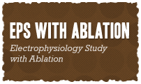 EPS - Electrophysiology Study with Ablation