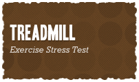 Treadmill - Exercise Stress Test