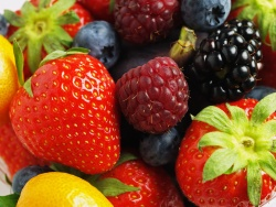 American Family Children's Hospital Pediatric Diabetes resources: A bunch of fruit