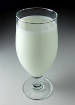 Add a glass of skim or 1% milk to your meal instead. Milk adds protein to your meal and will help you feel full longer.