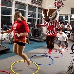 The Pediatric Fitness Clinic introduces kids to activity that is fun and promotes health.