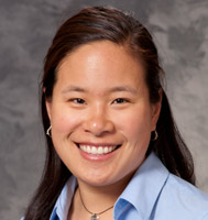 American Family Children's Hospital pediatric hospitalist Cathy Lee-Miller