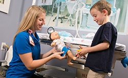 Preparing your child for surgery at American Family Children's Hospital in Madison, Wisconsin