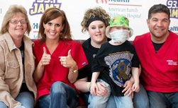 American Family Children's Hospital Radiothon; Madison, Wisconsin