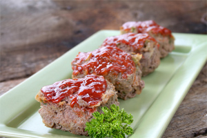 Mini Low-Fat Meat Loaves is a Fun and Healthy Recipe for Kids