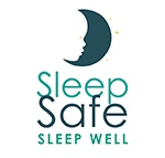 American Family Children's Hospital Sleep Safe Sleep Well logo
