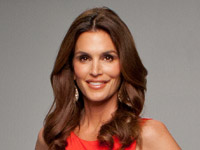 Cindy Crawford, Honorary Chair of UW Health's Kids With Courage