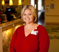American Family Children's Hospital's Angie Baker, NICU nurse manager