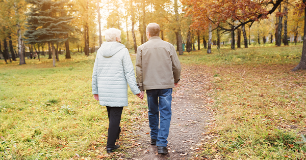 Fall and Winter can mean slippery conditions. Taking a few small steps can help you safe from falls.