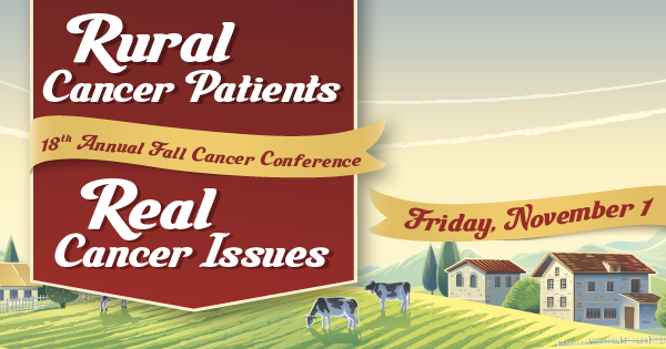 UW Carbone Cancer Center Fall Conference