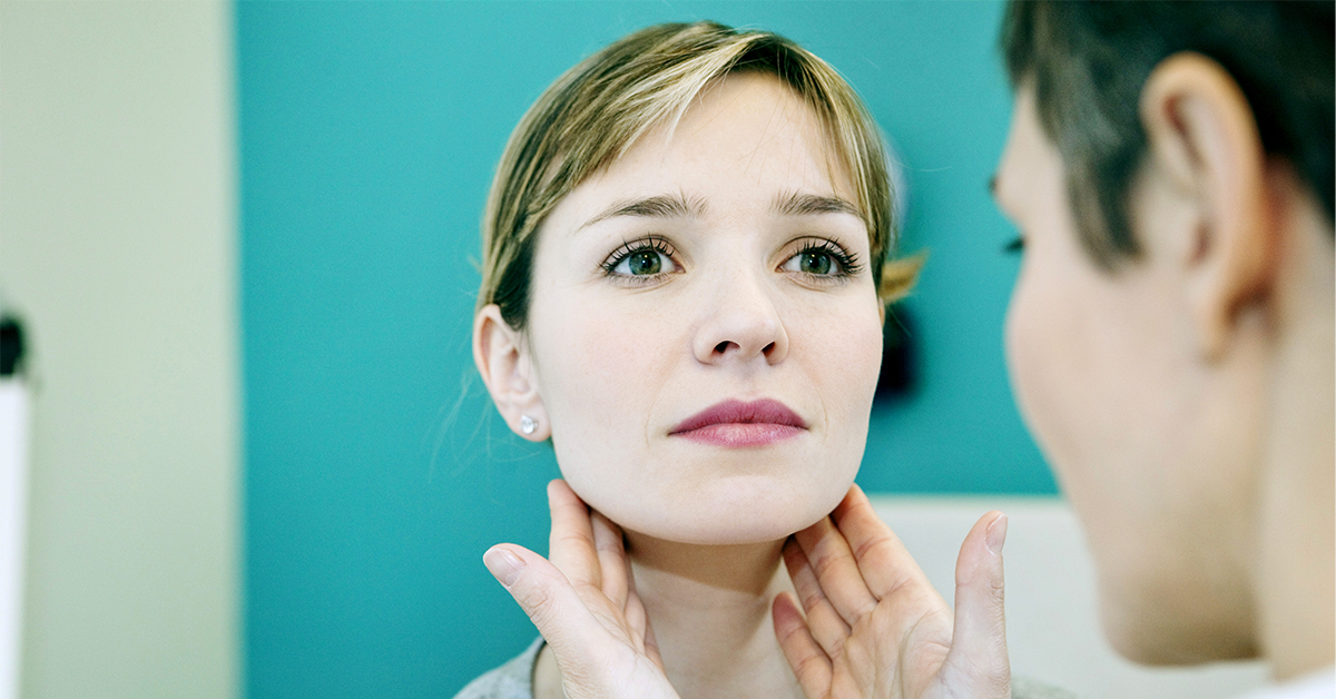 Thyroid cancer is being detected earlier thanks to better and more frequent imaging.