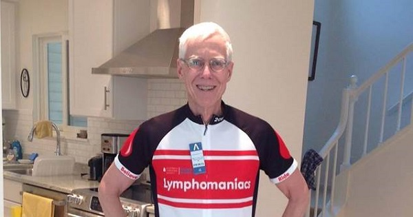Roy Meyer is committed to making a difference in the lives of future cancer patients through his fundraising efforts and clinical trial participation.