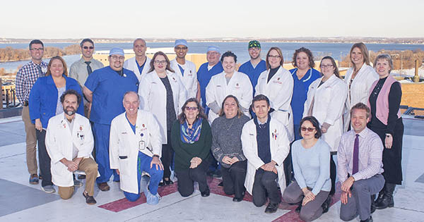 Group Photo of UW Comprehensive Stroke Program