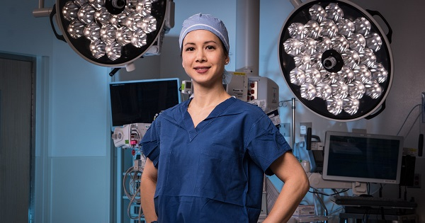 Dr. Andrea Spiker, UW Health Orthopedic Surgeon