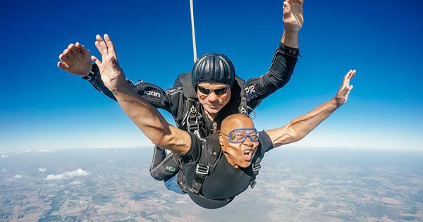 Vince Alexander Skydiving