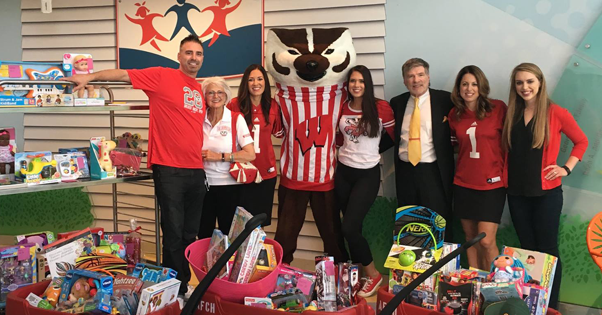 Greater Bucky Open Brings the Bucky Spirit to Raise Funds