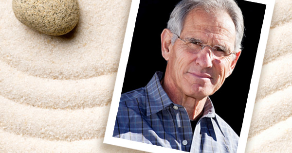 Mindfulness: Jon Kabat-Zinn, PhD, will be featured in two events in celebration of the Mindfulness Program's 25th Anniversary