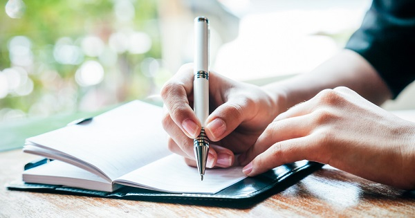 the benefits of journaling uw health madison wi