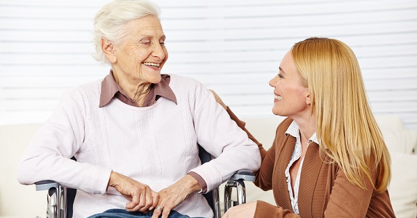 Caregivers need help and support for their role