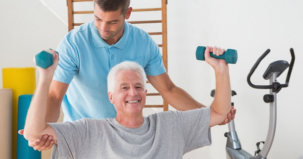 UW Health exercise supervisor Kate Hemesath explains how strength training can benefit seniors overall health