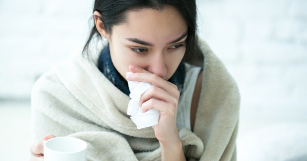 Sick young woman; Do favorite home remedies work for treating colds