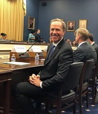 Dr. Paul Harari spoke in front of the U.S. House of Representatives' Committee on Small Bussiness about the challenges prior authorization creates for patient care.