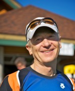 Ed Peirick, Cancer Survivor and IronMan competitor, is raising funds for prostate cancer research at the UW Carbone Cancer Center