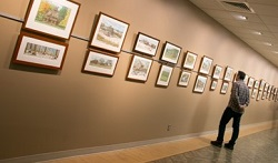 UW Health facilities feature thousands of pieces of original artwork, most by local and regional artists.