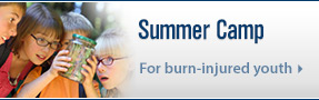 UW Health Burn Center: Summer camps for burn-injured youth
