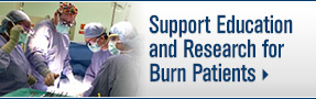 Support Education and Research for Burn Patients