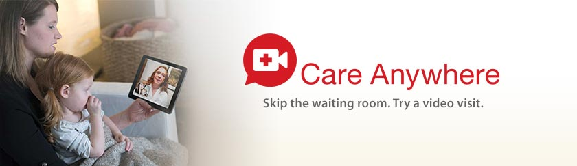 UW Health Care Anywhere Video Visits