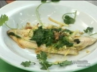 Ginger steamed fish; Cooking Outside the Box with Chef John